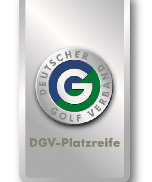 DGV-Platzreife intensiv