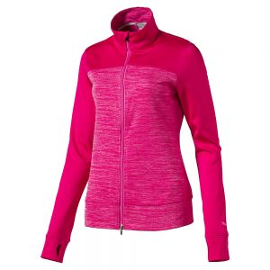 Puma Colorblock Full Zip Jacket in verschiedenen Farben