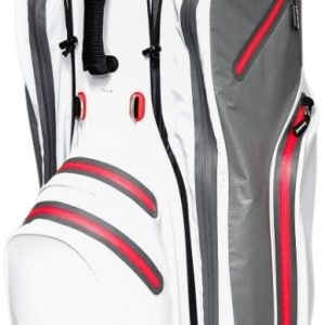 Score Industries Cartbag Tourseries weiß