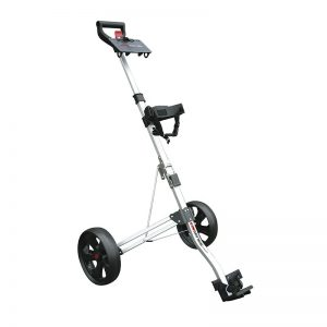 Masters 5 Series Compact Trolley in silber