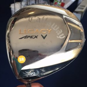 Callaway Legacy Apex Driver 10,5° Linkshand Senior Flex