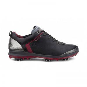 Ecco Biom G2 black/brick Herren Golfschuh
