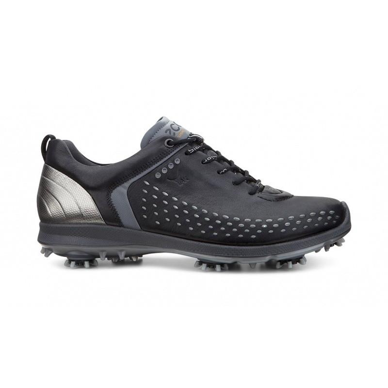 Ecco Biom G2 black/transparent Herren Golfschuh