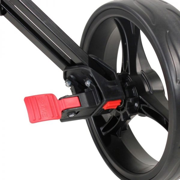 Masters 5 Series black 3-Rad-Push-Trolley-1408
