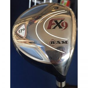 RAM FX9 Fairwayholz 3 17° Ladies Flex