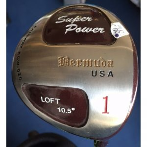 Bermuda Super Power Fairway-Driver 10,5° Ladies Flex