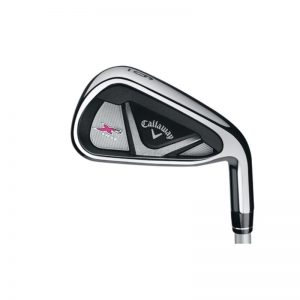 Callaway X 2 Hot Eisen 6 Ladies Flex Einzeleisen