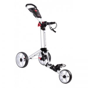 Score Industries Quickfold 3.0 Cart white/white 3-Rad-Push-Trolley