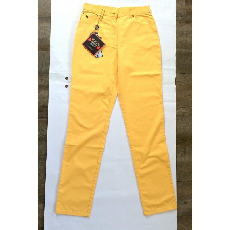 glatt verschiedene Stile kosten charm Chervo Cool Impact Damenhose gelb