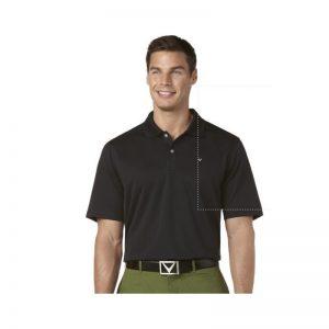 Callaway Poloshirt opti-dri anthrazit Golfpolo