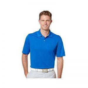 Callaway Poloshirt opti-dri blue aster Herren Golfpolo