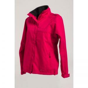 Abacus Ladies Nairn NXT rain Jacket exotic coral Damenregenjacke