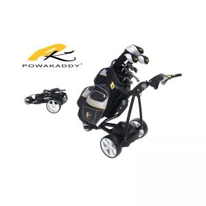 Powakaddy FW3 black Elektrotrolly