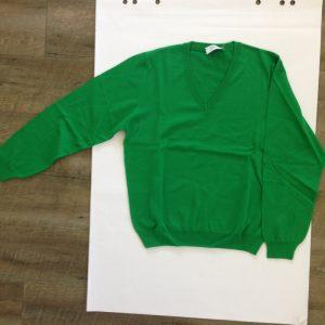 Windstärke 10 Damen Pullover - Grün