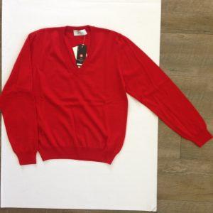 Windstärke 10 Damen Pullover - Rot
