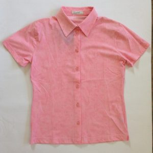 Casall Damen Poloshirt - Rosa