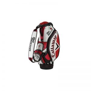 Callaway Big Bertha Staff Bag - rot & weiß