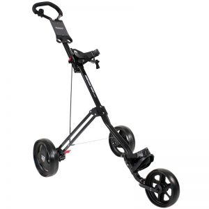 Masters 3 Series black 3-Rad-Push-Trolley
