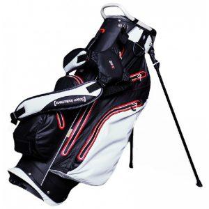 Score Industries Hybrid Bag Hardshell black Tragebag