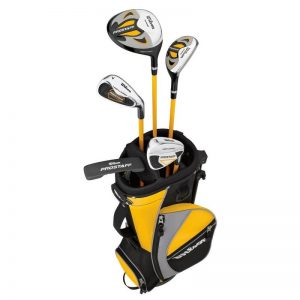 Wilson Prostaff Junior HDX 8-11 Set