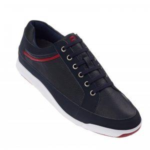 Footjoy Contour Casual schwarz/rot Herren Golfschuh Style 54268k