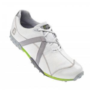 Footjoy M:Project weiß/grau/grün Herren Golfschuh Style 55221k