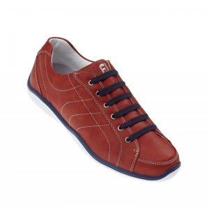 Footjoy LoPro Casual rot Damen Golfschuh Style 97130k