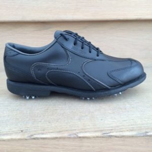 Footjoy AQL schwarz Damen Golfschuh Style 93213k