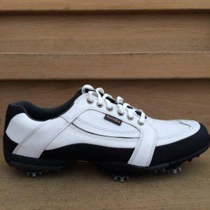 Footjoy Street weiß/schwarz Herren Golfschuh Style 56464k