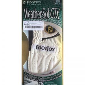 Footjoy Weather-Sof GTX Herren Golfhandschuh