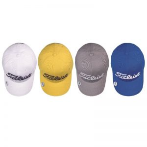 "Titleist Golf-Cap ""Ball Marker"" Einstellbar"
