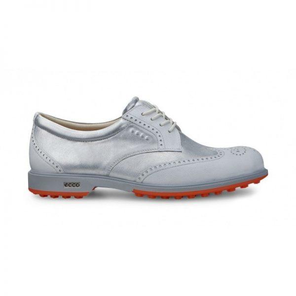 Ecco Classic Golf Hybrid white Damen Golfschuh