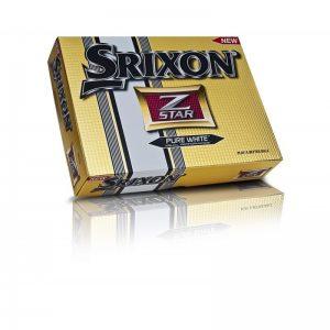 Srixon Z-Star 12-er Pack Golfbälle-578