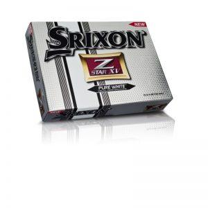 Srixon Z-Star XV 3-er Pack Golfbälle-603