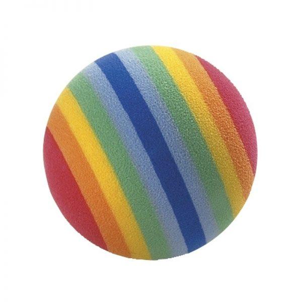 Masters Foam Practice Balls Trainingsbälle aus Kunstschaum 6 Stück