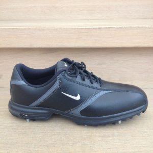 Nike Heritage schwarz Herren Golfschuh