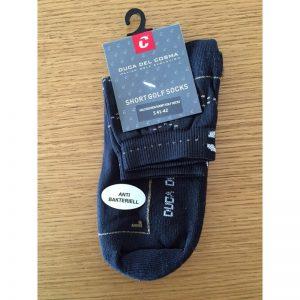 Duca del Cosma Short Golf Socks Damen Socken