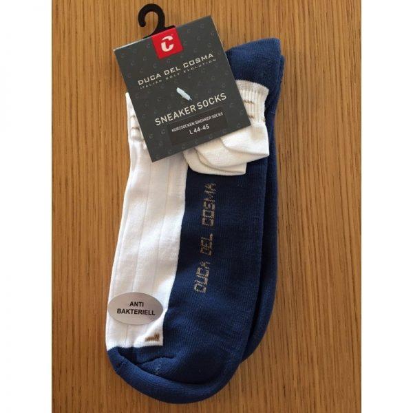 Duca del Cosma Sneaker Socks Herren Socken