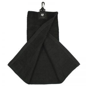 Masters Tri-Fold Towel schwarz Schlägertuch