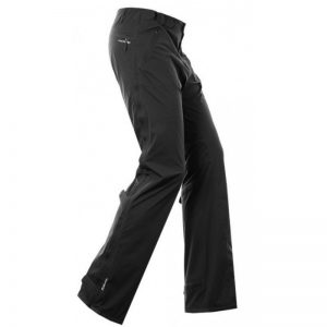 Cross Edge Pants black Herren Regenhose