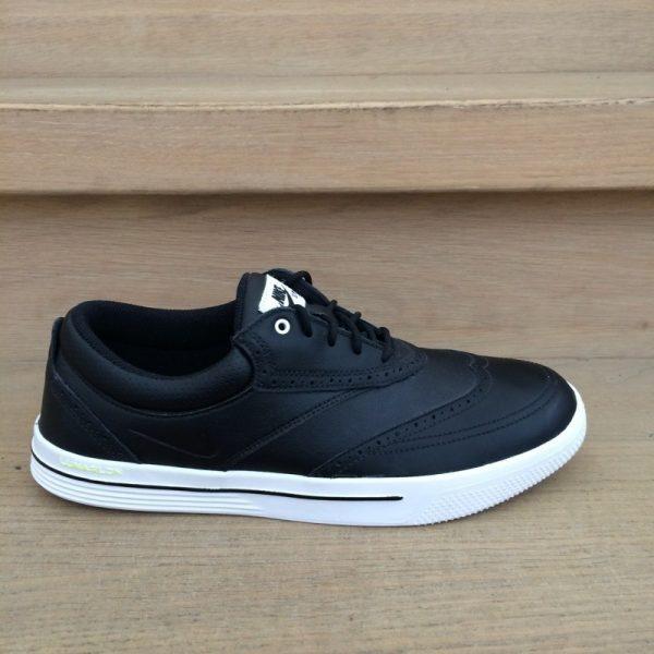 Nike Lunar Swingtip Lea schwarz Herren Golfschuh