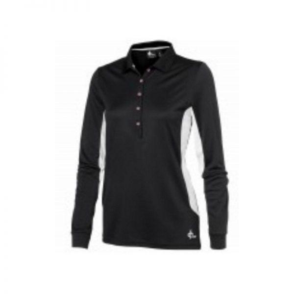 Cross Women's Tip Polo Langarm Poloshirt