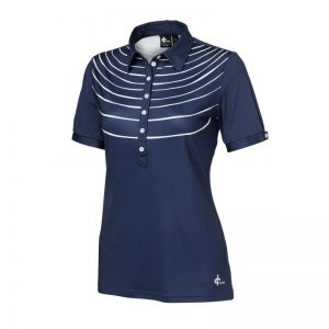 Cross Women's Push Polo Kurzarm Poloshirt