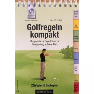DGV Golfregeln kompakt Ringbuch