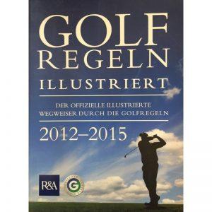 DGV Golfregeln Illustriert Regelbuch