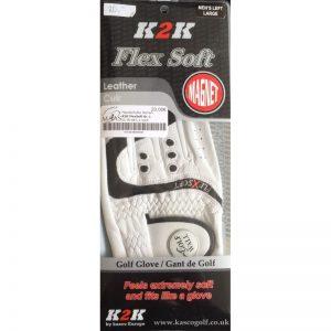 Kasco K2K Flex Soft Herren Golfhandschuh