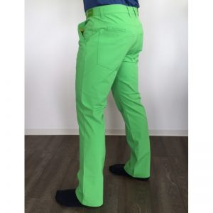 Alberto Pro 3xDRY Cooler Stretch Pants grün Herren Golfhose