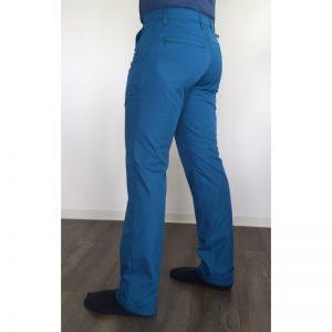 Alberto Pro Rain & Wind Fighter blau Herren Golfhose