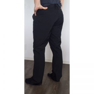 Alberto Pro-D Warm up Stretch Pants schwarz Herren Golfhose-877