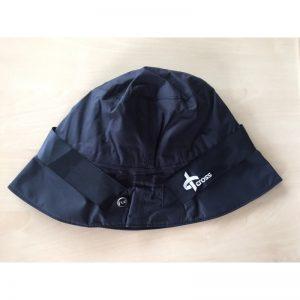 Cross Women's Rain Hat schwarz Regenmütze
